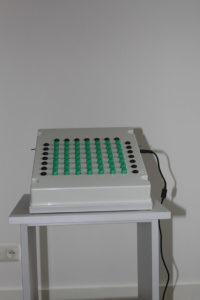 urządzenie stosowane do badania psychologicznego kierowców